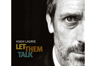 Hugh Laurie LET THEM TALK Blues CD