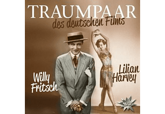 VARIOUS, Fritsch, Willy / Harvey, Lilian - Traumpaar Des Deutschen Films [CD]