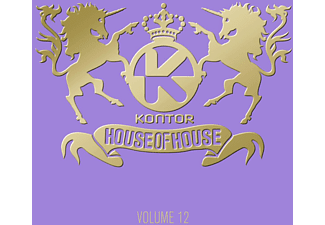 VARIOUS - Kontor House Of House Vol.12 - (CD)