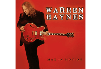 Warren Haynes - Man In Motion [CD]