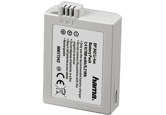 Hama 00077342 DP 342 Li-Ion Battery f- Canon