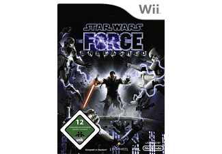 Nintendo Wii Star Wars - The Force Unleashed Adventure