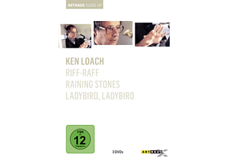 Ken Loach - Arthaus Close-Up - (DVD)