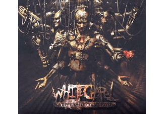 Whitechapel - A NEW ERA OF CORRUPTION - (CD)