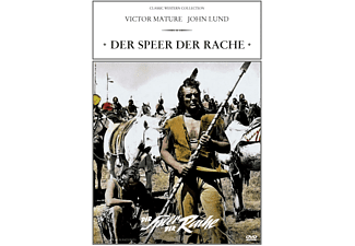 DER SPEER DER RACHE (WESTERN COLLECTION) [DVD]
