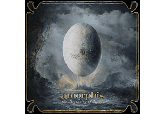 Amorphis - THE BEGINNING OF TIMES - (CD)