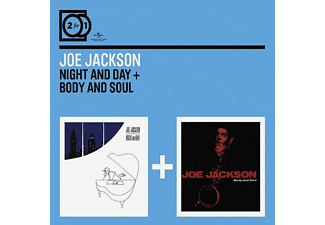 Joe Jackson - 2 For 1: Night & Day/Body and Soul [CD]