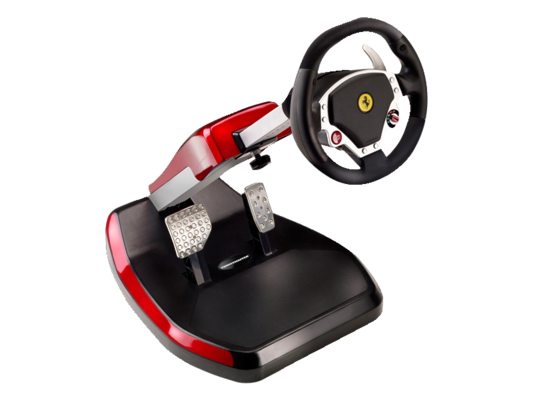 Thrustmaster Lenkrad PC PS3 Media Markt Ferrari
