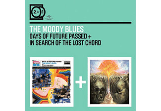 The Moody Blues - 2 For 1: Days Of Future Passed/In Search Of The Lost Chord [CD]