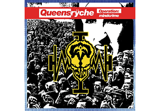 Queensrÿche - Operation Mindcrime-2cd Edition [CD]