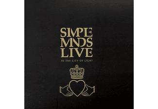 Simple Minds - Live-Life In The City Of Light [CD]