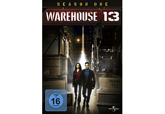 Warehouse 13 -  Staffel 1 [DVD]