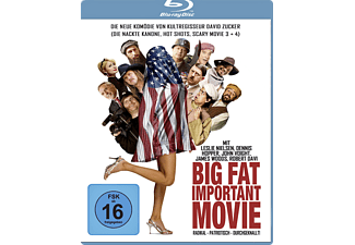 BIG FAT IMPORTANT MOVIE - (Blu-ray)