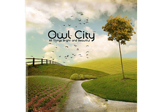 Owl City All Things Bright And Beautiful Pop CD