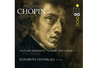 Elisabeth Leonskaja - Chopin: Piano Works - (CD)