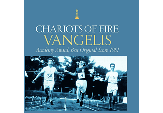 Vangelis Chariots Of Fire (Remastered) Soundtrack CD