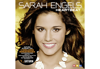 Sarah Engels - Heartbeat [CD]