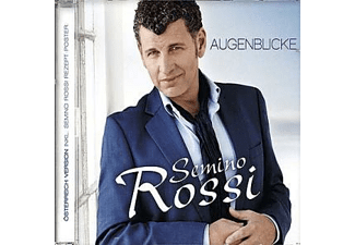 Semino Rossi AUGENBLICKE (A-VERSION Schlager CD