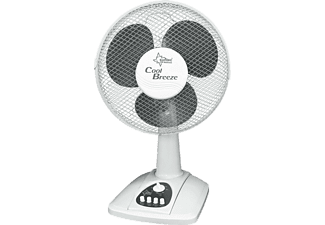 SUNTEC 11757 Cool Breeze 3.000 TV, Tischventilator, 35 Watt