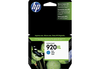 HP 920XL Cyan - (CD972A)