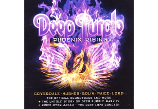 Deep Purple - Phoenix Rising - (CD + DVD Video)