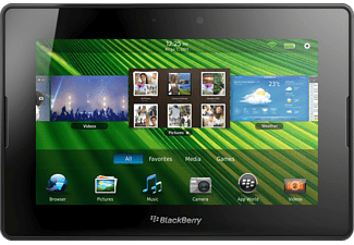 BLACKBERRY PlayBook 32GB 7 Zoll WiFi mit 7 Zoll, BlackBerry OS 2.0, schwarz