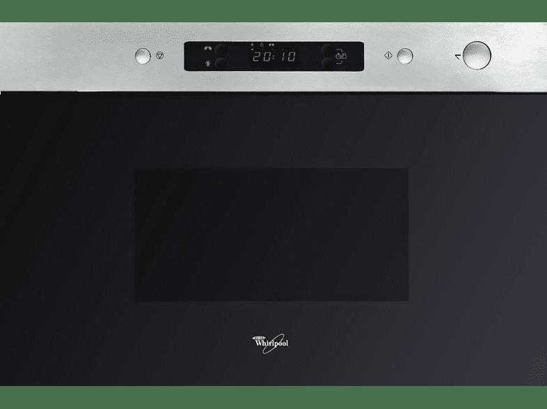 WHIRLPOOL AMW 490 IX οικιακές συσκευές εντοιχιζόμενες συσκευές φούρνοι μικροκυμάτων οικιακές συσκευές