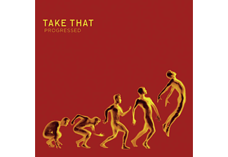 Take That - PROGRESSED [CD]