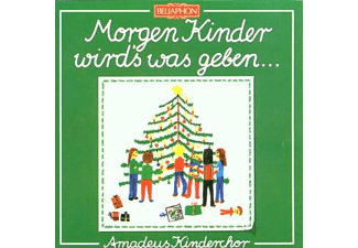 Kinderchor - Morgen, Kinder, Wird's Was... - (CD)