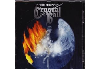 Crystal Ball - In The Beginning (Re-Release+Bonus) [CD]