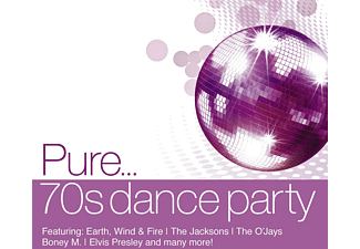 Various - Pure... 70's Dance Party [CD]