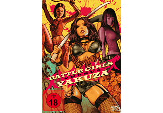 BATTLE GIRLS VERSUS YAKUZA [DVD]