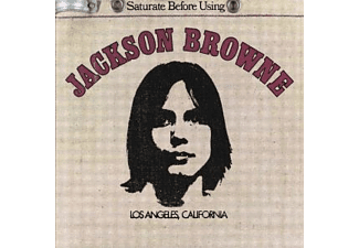 Jackson Browne - Saturate Before Using - (CD)