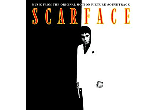 VARIOUS, OST/VARIOUS - SCARFACE [CD]