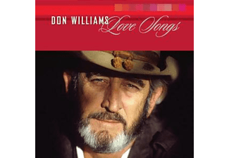 Don Williams - Love Songs [CD]