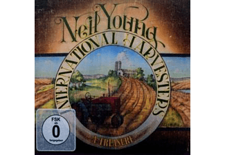 Neil Young - A Treasure [CD + Blu-Ray Disc]