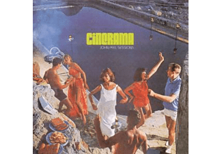 Cinerama - John Peel Sessions (Re-Issue) - (CD)