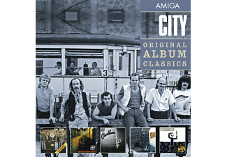 City - ORIGINAL ALBUM CLASSICS - (CD)