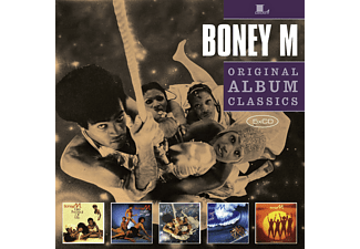 Boney M. - Original Album Classics [CD]
