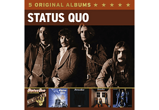Status Quo - 5 Original Albums - (CD)