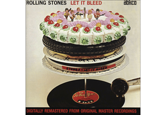 The Rolling Stones Let It Bleed Rock CD