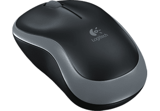 LOGITECH Wireless-Maus M185, grau (910-002238)