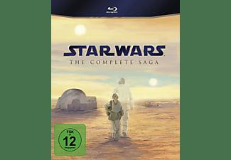 Star Wars Complete Saga I-VI (9 Blu-rays)