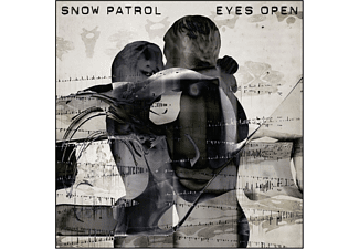 Snow Patrol - EYES OPEN (GERMAN VERSION) [CD]