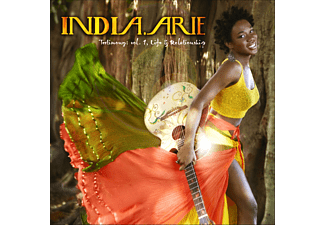 India.Arie - Testimony: Vol.1, Life & Relationship [CD]