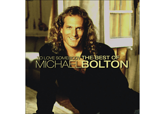 Michael Bolton - To Love Somebody-The Best Of [CD]