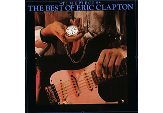 Eric Clapton Time Pieces Pop CD