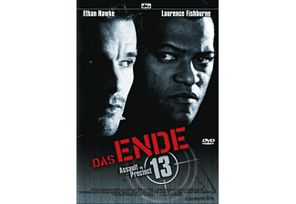 DAS ENDE - ASSAULT ON PRECINCT 13 - (DVD)