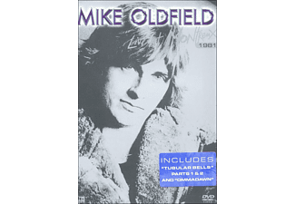 Mike Oldfield - Live At Montreux 1981 [DVD + Video Album]