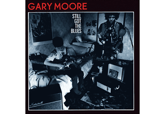 Gary Moore STILL GOT THE BLUES Rock/Pop CD